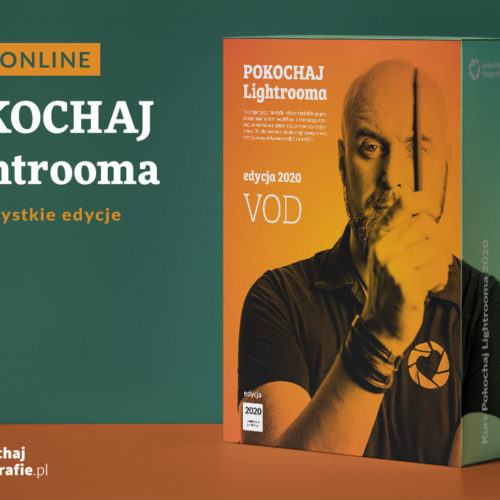 Kurs Pokochaj Lightrooma