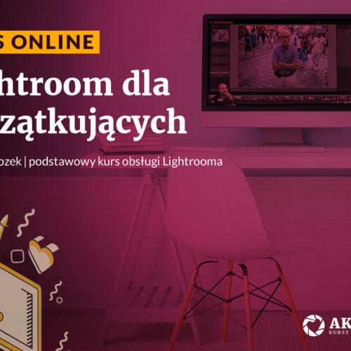 Podstawy Lightrooma