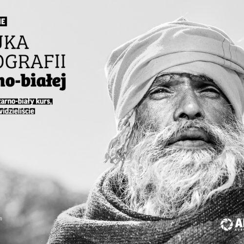 Sztuka fotografii czarno-białej